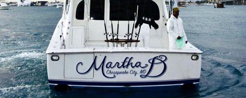 Martha D