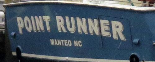 Point Runner