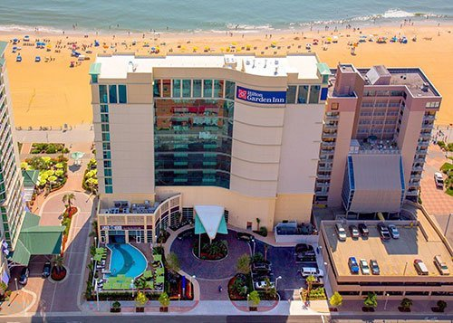 Hilton Garden Inn Oceanfront